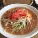 タンメン・カントナ - 七菜タンメン