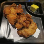 和創料理 海 - 筑波鶏のから揚げ
