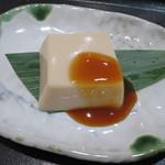 36315261 - 胡麻豆腐 300円+税