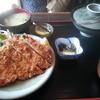天ぷら桂 - 料理写真:トンカツ950円