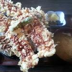 天ぷら桂 - あなご980円