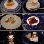 ル・トア・ド・パリ - ルトアドパリのディナー7200円 2015.3.25撮影