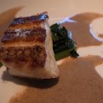 鉄板焼 RURI - 愛媛の鯛