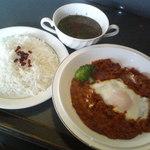 ペルシャ料理シルクロード - キャバタベ
