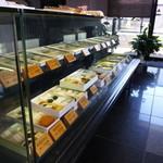 元祖播磨屋 - ショーケース 塩味饅頭と塩味最中の組み合わせのセット