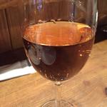 36320523 - ロゼのワインです。お花見シーズンを考慮したチョイス。