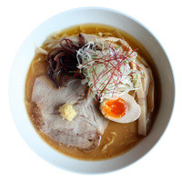 麺や ハレル家 - まろ味噌