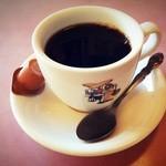 盛華飯店 - コーヒー 250円