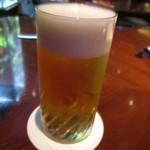 水響亭 - ビール