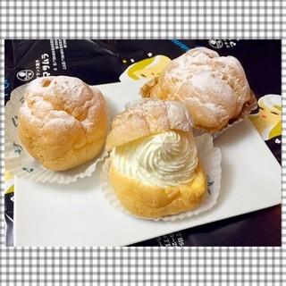 マサムラ - *生シュークリーム *スイス風シュークリーム *シュー・ア・ラ・クレーム