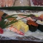 寿司華 - お任せの握り