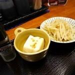 36328500 - 豆腐・モヤシのナムル