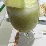 フルーツパーラーレモン - メロンジュース