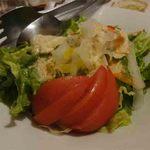 マンチーズ - サラダ