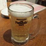 台南担仔麺 - フルーティーマンゴービール