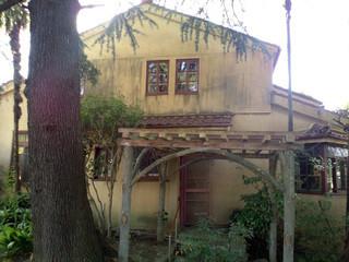 たかばたけ茶論 - 大正8年建築。足立源一郎画伯の邸宅だった洋館