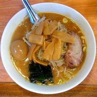 えぞ菊 戸塚店 - 味噌ラーメン¥800