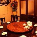 香港楼 - HP回転テーブル