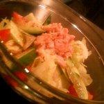 ハイライフ - ■ツナサラダ:新鮮なツナをたっぷりとのせた男女問わず人気のサラダです!!