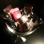 ハイライフ - ■チョコレート盛り合わせ:ブランデー・甘めのカクテルと相性抜群です!!