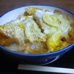 第二まんぷく食堂 - 料理写真:かつ丼