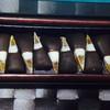 Kashikoubouurayaka - 料理写真:文旦のゼリー、チョコがけ