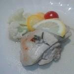 36332323 - 三月のオススメコース富士鶏のハーブグリル