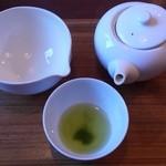 日本茶専門店 茶倉 - 煎茶(八女茶)