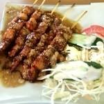 インド・インドネシア料理 アジアンレストラン - サテアヤム