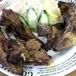 インド・インドネシア料理 アジアンレストラン - ラムチョップ