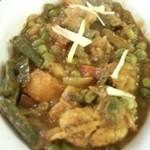 インド・インドネシア料理 アジアンレストラン - ベジタブルカレー