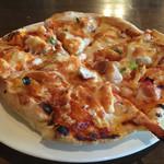 花きゃべつ - 花きゃべつピザ 1,480円