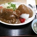 総理屋 - 20150328 カツカレー980円
