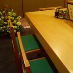 """麺Dining セロリの花 - 吉祥寺""""麺Diningセロリの花""""店内カウンター席"""