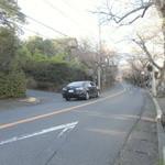 36341130 - 伊豆高原桜並木通りのここを左折します