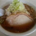 らーめん龍の涙 - 料理写真:正油野菜ラーメン