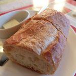 レストラン&パティスリー 木かげ茶屋 - パン