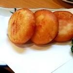 ふわっと - ポテトチーズ450円(税別)