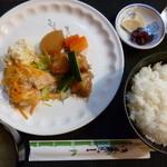 カプリ島 - おいしさ日替定食(750円)