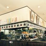 大介うどん - セルフサービス式!麺を選んで量は自由! Select the noodle(udon or soba) and choose the quantity(as much as you want)