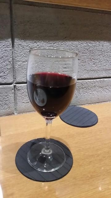ぶんがらや - グラスワイン(赤)PURATO イタリア。