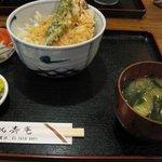 恵比寿庵 - 天丼 \1,200-