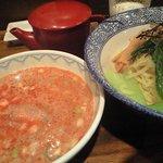 紅龍擔擔麺 - 坦坦つけ麺