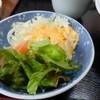 お食事処 かつちゃん亭 - 料理写真:サラダ