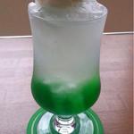 珈琲まさみ - クリームソーダ