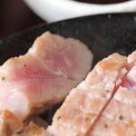 豚ステーキ 十一 -