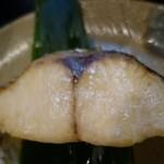 もりと - (2015/2月)焼き魚(鰆)