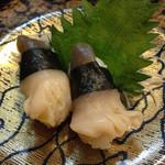 スーパー回転寿司やまと - 北寄貝