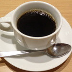 いちげん - ホットコーヒー(ランチセット)