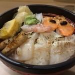 魚人 - 炙り丼(通常プライスに戻っています)